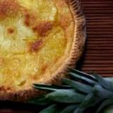 Recette Tarte Ananas-Noix de coco